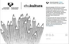 Certámenes de relato breve (EHUkultura) Tags: ehukultura upvehu ehu