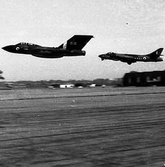 Alf042  aircraft x 2 takeoff -  Photo's by Alf Jefferies (Photos by Alf Jefferies) Tags: planes aircraft bentwaters photos by alf jefferies usaf cold war nato air arm england