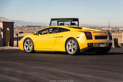 Perfect (Hunter J. G. Frim Photography) Tags: supercar colorado track invictus lamborghini gallardo v10 italian coupe gray yellow awd carbon lamborghinigallardo