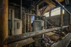 HFB6 (Lefers.) Tags: hfb urbex 2018 lefers abandoned industrial fuji xt1 wideangle wideangleshot decay heavy rust