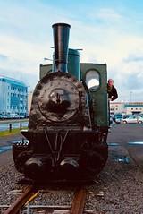 Merry Christmas (The Big Jiggety) Tags: train locomotive reykjavik iceland