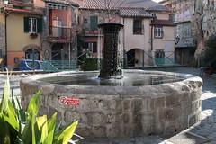 Fontana del Borgo 4 (super_p64v) Tags: fontana borgo morlupo roma provincia italia italy water acqua