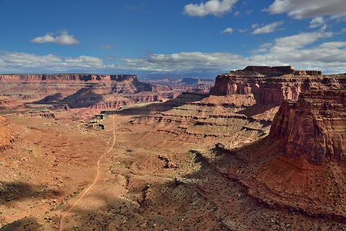 A Road to Follow off Into the Distance (Canyonlands National Park)