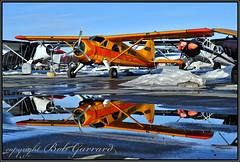 N1545 Andrew Airways Inc (Bob Garrard) Tags: de havilland canada dhc2 beaver lake hood anchorage alaska alh palh lhd anc panc n1545 andrew airways inc