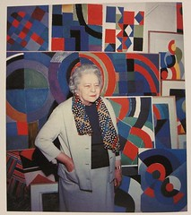 Sonia Delaunay (Selma Morgenstern) Tags: soniadelaunay femaleartist abstract abstraction contemporaryart color inspiration