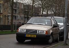 1992 Volvo 440 DL 1.7 Automatic (rvandermaar) Tags: 1992 volvo 440 dl 17 automatic volvo440 sidecode5 ffjb66
