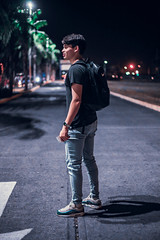 City (eliasmaanuel) Tags: portraits night noche nocturna lights luces ciudad canon nikon city sony 6d 50mm 35mm retrato retratos