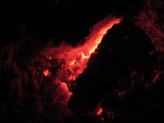 Fire Embers (Redcognito) Tags: embers fireplace heat molten hot fire burnedwood biwp26022019