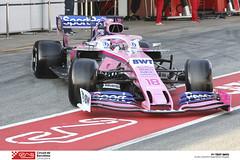1902280666_stroll (Circuit de Barcelona-Catalunya) Tags: f1 formula1 automobilisme circuitdebarcelonacatalunya barcelona montmelo fia fea fca racc mercedes ferrari redbull tororosso mclaren williams pirelli hass racingpoint rodadeter catalunyaspain