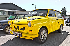 Trabant Combi 1.1 1990 (2093) (Le Photiste) Tags: clay vebautomibilwerkesachsenringzwickaugermandemocraticrepublicformerddr trabantcombi11 ct 1990 oddvehicle oddtransport rarevehicle germancar germanicon simplyyellow tullnaddonauaustria austria mostrelevant mostinteresting afeastformyeyes aphotographersview autofocus artisticimpressions alltypesoftransport anticando blinkagain beautifulcapture bestpeople'schoice bloodsweatandgear gearheads creativeimpuls carscarscars cazadoresdeimágenes canonflickraward digifotopro damncoolphotographers digitalcreations django'smaster friendsforever finegold fairplay fandevoitures greatphotographers groupecharlie peacetookovermyheart hairygitselite ineffable infinitexposure iqimagequality interesting livingwithmultiplesclerosisms lovelyflickr myfriendspictures mastersofcreativephotography niceasitgets photographers prophoto photographicworld planetearthbackintheday planetearthtransport photomix soe simplysuperb showcaseimages slowride simplythebest simplybecause thebestshot thepitstopshop theredgroup thelooklevel1red themachines transportofallkinds perfectview vividstriking wow wheelsanythingthatrolls yourbestoftoday perfect