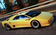 1997 Lamborghini Diablo SV (splattergraphics) Tags: 1997 lamborghini diablo diablosv forzahorizon