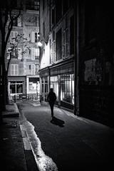 (christiandumont) Tags: monochrome streetphotography streetphoto streetlife street blackandwhite blackwhite bw nb noiretblanc rue nuit x100f fujifilm
