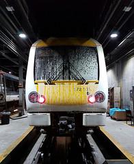 172101 (R~P~M) Tags: train railway diesel dmu multipleunit 172 depot wembley london england uk unitedkingdom greatbritain chilternrailways arriva