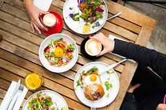 _22A8101 (Jono Cowan) Tags: cafe food melbourne coffee brunch yolk egg breakfast latte