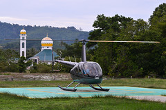A helicopter is ready to take off (phuong.sg@gmail.com) Tags: search air aircraft airfield airport aviation care copter emergency engine flight fly flying health healthcare helicopter helipad heliport jet landing light machine mission modern motion pilot propeller ready rescue rotor rotorcraft safety service sky space speed summer transport transportation travel urgent vehicle weather wind