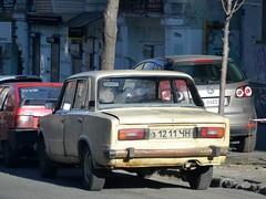 з1211ЧН (Vetal_888) Tags: ваз lada 2106 жигули licenseplates ukraine номернізнаки україна kyiv київ з1211чн
