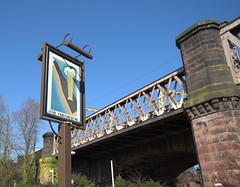 The Continental pub sign, Preston (Tony Worrall) Tags: architecture building built urban bridge sign signage pub inn crossing river preston lancs lancashire city welovethenorth nw northwest north update place location uk england visit area attraction open stream tour country item greatbritain britain english british gb capture buy stock sell sale outside outdoors caught photo shoot shot picture captured ilobsterit instragram photosofpreston