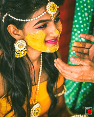 Haldi ceremony is all about big cheerful smile & yellow colour!! (Red9 Production) Tags: red9production bride bridetobe haldi haldiceremony yellow weddingrituals weddingdiaries couple love destinationwedding journey fairytale wedmegood concept weddingsutra groom candid candidphoto candidmemories candidphotography photoshoot weddingshoot weddingphotography memories story crazy dvlop hellodvlop