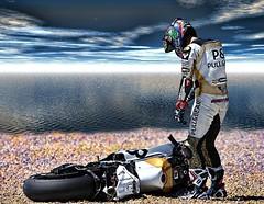 Crash (driver Photographer) Tags: 摩托车,皮革,川崎,雅马哈,杜卡迪,本田,艾普瑞利亚,铃木, オートバイ、革、川崎、ヤマハ、ドゥカティ、ホンダ、アプリリア、スズキ、 aprilia cagiva honda kawasaki husqvarna ktm simson suzuki yamaha ducati daytona buell motoguzzi triumph bmv driver motorcycle leathers dainese motorcyclist motorrrad