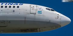 LV-BYY (M.R. Aviation Photography) Tags: boeing 7377bd lvbyy aerolineas argentinas aviation aviacion airplane plane aircraft avion sony a7 a6 z7 d850 d750 d650 d7200 photo photography foto fotografia pic picture canon eos pentax sigma nikon b737 b747 b777 b787 a320 a330 a340 a380