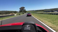 IMG_6293 (andrew edgar .......) Tags: mx5 car club zoom bathurst 30th anniversary lunch mount panorama mazda australia sunny day race track convertible nsw rsl rydges sky blue mcphillamy park scenic na nb nc nd conrod