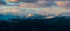 Alpine experience (Nicola Pezzoli) Tags: italy italia val gardena dolomiti dolomites mountain winter alto adige snow neve nature natura bolzano panorama sunset alpine alpi clouds