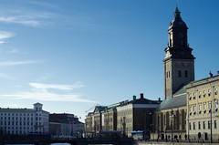 Tyska Kyrkan (rotabaga) Tags: sverige sweden göteborg gothenburg pentax k5