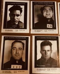 A #trip to #Alcatraz in the #SanFrancisco #bay , A maximum security #penitentiary that housed some of the most #notorious #criminals from #August 11, 1934 until #March 21, 1963. (Σταύρος) Tags: 4mobsters fourmobsters sfist mobster unitedstatespenitentiary federalprison federalpenitentiary popgunkelly collegeeducated kidnapper georgebarns thebighouse bighouse jail alcatrazfederalpenitentiary as85 alcapone alphonsecapone alphonse az244 henri henryyoung uspmcneilisland uspatlanta az714 uspalcatrazprisonerrecord alcatrazisland inmates clarencecarnes uspleavenworth az117 georgekelly alcatrazprisonrecord prison criminal mugshot mugshots trip alcatraz sanfrancisco bay penitentiary notorious criminals august march
