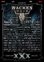 Day 65 (Iain Purdie) Tags: wacken metal heavymetal music germany happy 2019