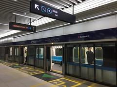 IMG_7782 (Billy Gabriel) Tags: mrt mrtstation jakarta subway metro indonesia trial rail underground