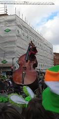 St. Patrick's day parade in Dublin (MargrietPurmerend) Tags: violin parade dublin ireland saintpatricksday