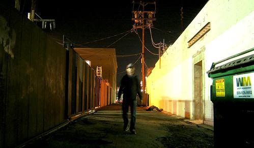 Alley Way LA - Photo by John Bata 2011
