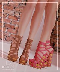 [BREATHE]-Li Ling@Fameshed ([Breathe]) Tags: breathe maitreya belleza slink fameshed daisaadmiral wedges secondlife mesh playgirl leather
