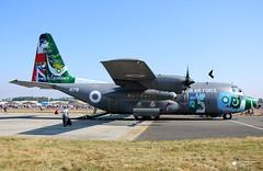 4178 Lockheed C-130E Hercules, Pakistani Air Force, RAF Fairford, Gloucestershire (Kev Slade Too) Tags: 4178 lockheed c130e hercules pakistaniairforce specialmarks egva raffairford riat2018 gloucestershire