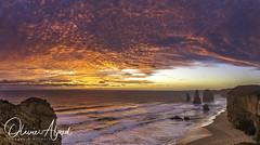 _IO_0026-Panorama-MAir1 (oalard) Tags: australia canon 1dmkiv australie victoria ocean sky cloud ciel 12 apostles apotres greatoceanroad