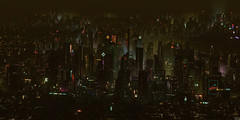 Star Citizen: Night City (Narayan_N7) Tags: roberts chris narayan imperium cloud cig fiction science scifi citizen star rsi screenshot photography ship space starcitizen uhd 4k entourage lights light details colors 31 30 32 33 atmosphere 34 35 city buildings arccorp area18 cyberpunk advertisement sky night horizon