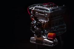 Alfa Romeo Motor (Werner Thorenz) Tags: alfa alfaromeo italia italien motor engine alfaromeoengine motorblock aluminiummotor aluminiumengine reflections
