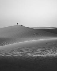 Cascading Dunes (bisien) Tags: dunes sand desert minimalism