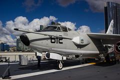EKA-3 Skywarrior (Koku85 (Thanks for 1 million views)) Tags: airplane jet military museum sandiego aircraft