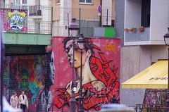 50 Paris décembre 2018 - au bout du Bassin de La Villette (paspog) Tags: paris france bassindelavillette streetart graffitis tags mural murals fresque fresques décembre december dezember 2018