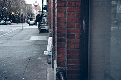 Streets of Seattle (Sony J Thomas) Tags: streetphotography street gritty seattle urban