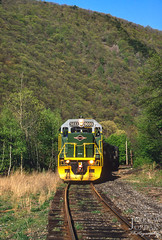 Leaving Packerton Junction (jwjordak) Tags: 5033 rbmn gorge sd50 readingnorthern train lehighton pennsylvania unitedstatesofamerica us