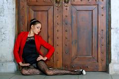 Irina: High heels? But of course! (Kostya Romantikov) Tags: moscow russia russian girl woman studio black patterned pantyhose tights dress patternedpantyhose blacktights short shortdress strumpfhose collants miniskirt миниюбка minirock minijupe minifalda minigonna minihame jambes beine piernas gambe slenderlegs piernasesbeltas gambesnelli schlankebeine picioarelesubțiri incebacaklar ohutjalat jambesélastiques blackdress колготки ножки minidress shoes sole art arch heels highheels kostyaswardrobe upskirt panchira