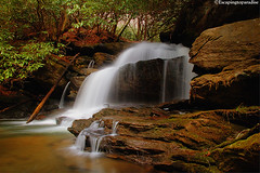 Lemon+1_0157_TCW (nickp_63) Tags: lemon falls rosman north carolina brevard nc waterfall cascade boulder creek long exposure pisgah national forest transylvania county nature