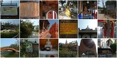 lumbini unesco 1 (belight7) Tags: lumbini unesco site buddhist buddha nepal mosaic collage
