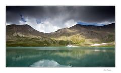 le Grand Lac des Estaris (Rémi Marchand) Tags: lacdesestaris orcièresmerlette provencealpescôtedazur alpes hautesalpes france lac montagne canon7d estaris paysage landscape ciel nuage paca