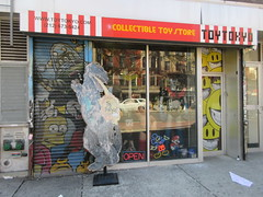 Toy Tokyo Store - Pop Vinyl Figures East Village NYC 1719 (Brechtbug) Tags: toy tokyo store 91 second avenue near 5th street nyc 2019 new york city february 02162019 lower east side 2nd ave collectable figures toys action figure japan japanese anime vinyl pop culture popular funko stuff gallery art asian asia custom kidrobot kid robot