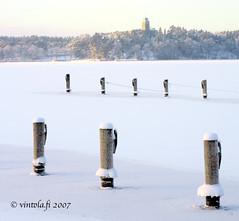 vintola photography (vintola) Tags: jää kultaranta naantali talvi venesatama nådendal finland finnland vintola ice is eis snow schnee snö winter vinter marina harbour harbor hefen hamn