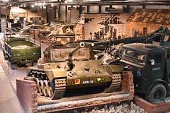 Tank, Cruiser, Comet I (A34) (Bri_J) Tags: landwarfarehall iwm duxford cambridgeshire uk museum militarymuseum warmuseum nikon d7500 tank comet britisharmy wwii 20zr72
