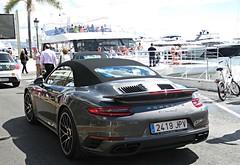 Very Porsche! ('cosmicgirl1960' NEW CANON CAMERA) Tags: cars puertobanus costadelsol marbella spain espana travel holidays andalusia yabbadabbadoo
